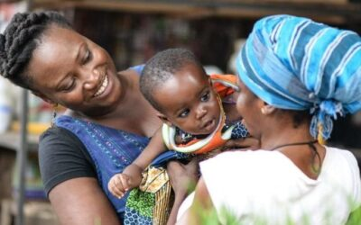 Kaya ChildCare Founder, Rose Dodd : on creating a safe space for the children of kayayei